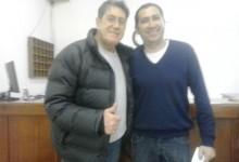 Osvaldir e Carlos Magrao